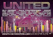 UNITED - 4 years