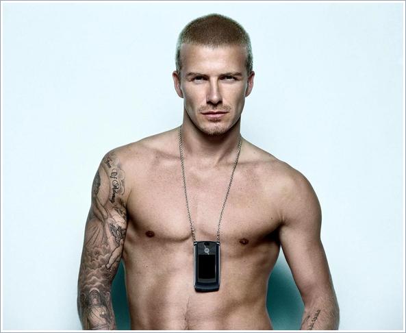 L'Aura de David Beckham