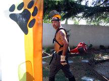 Grrrrrr ! il est bô mon ours...