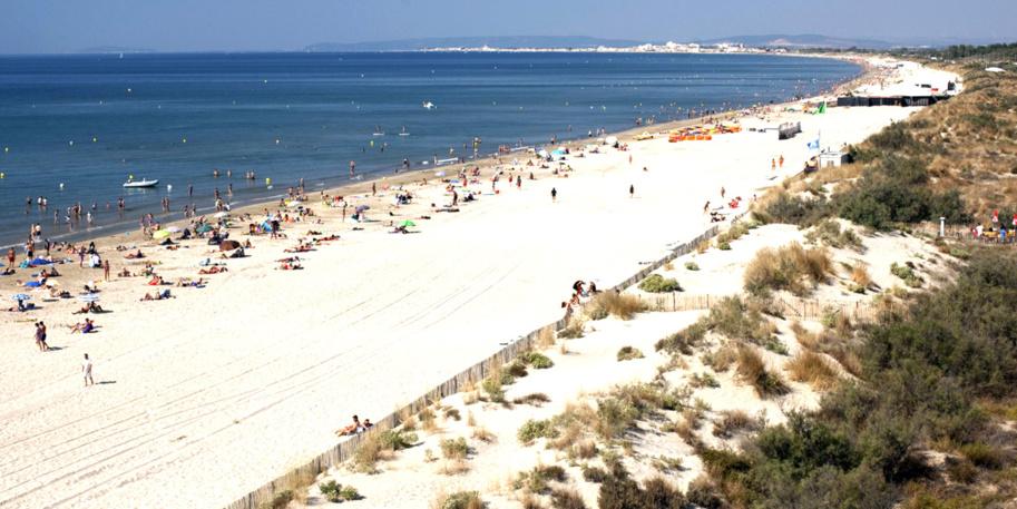 La plage gay du Grand Travers