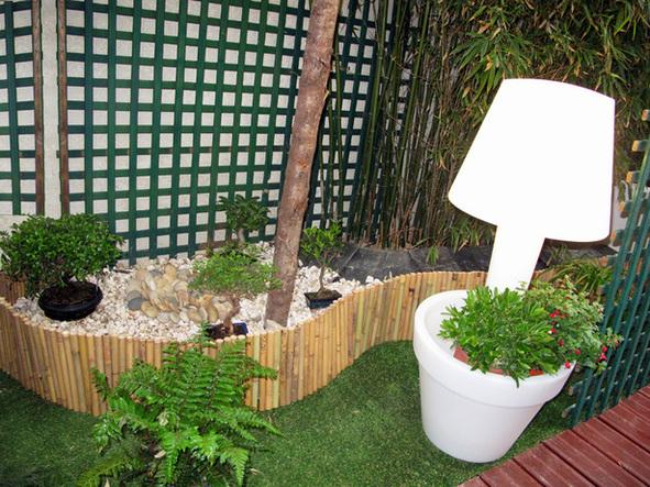 Nouveaut dans le jardin for Amenagement exterieur zen