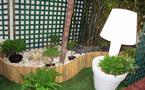Nouveauté dans le jardin