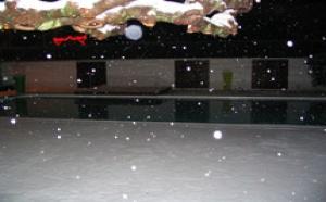 Votre gay guesthouse dans le sud de la France sous la neige !