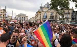 Gay Pride 2018 à Montpellier