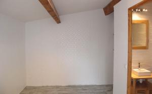 La nouvelle chambre commence à prendre forme